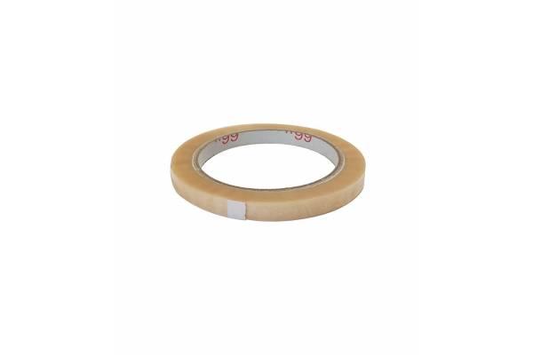 Lipni juosta PVC 9mmx66m solvent kl skaidri/transparent maišelių uždarymui A2/4