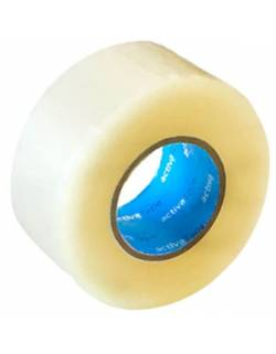 Adhesive packaging tape 48mmx150m transparent, super sticky