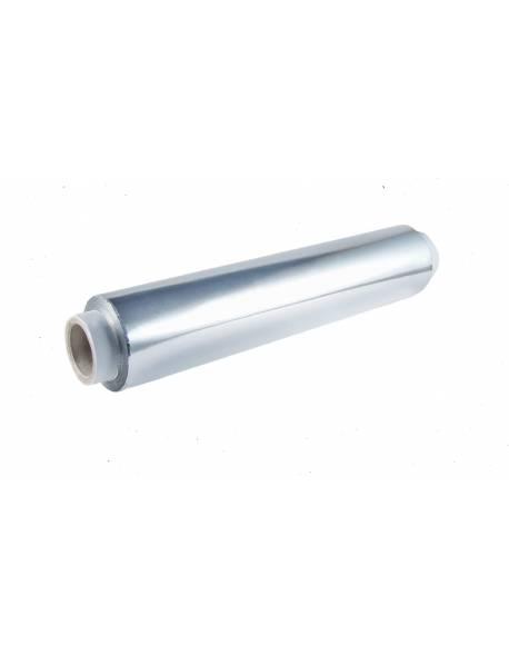 Maistinė aliuminio folija 290mmx130m/10my dėžutėje su nupjovimo peiiliu 6 rul/dėž