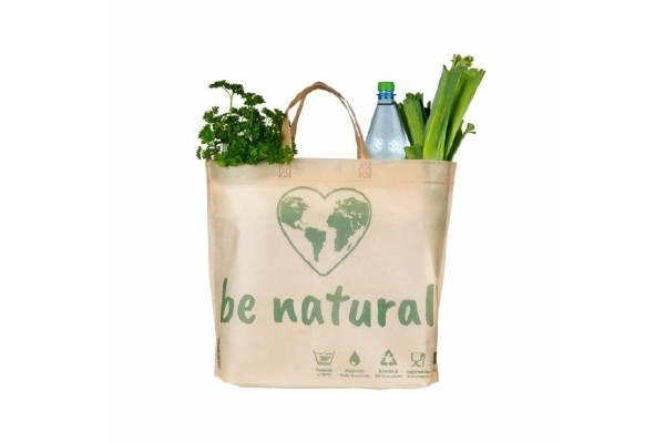 "Bags PP ""Be Natural"" 50cm x 40cm x 15cm"