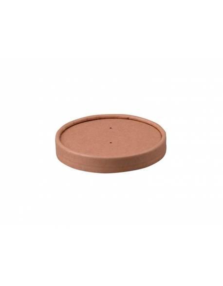 Popierinis dangtelis sriubos 470 ml indui Ø97mm 25vnt/pak. 500vnt/dėž.