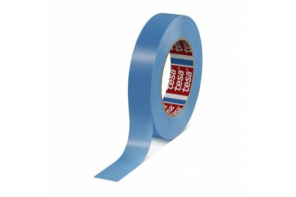 Standard tensilised non-staining strapping tape TESA 64284 50mm x 66m