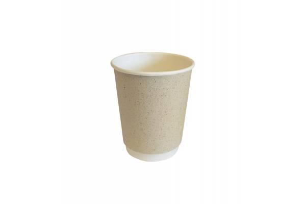 Vienkartinis popierinis puodelis 200ml Ø80mm / 20vnt.