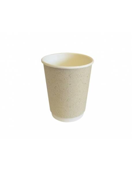 Vienkartinis popierinis puodelis 300ml Ø90mm / 25vnt.