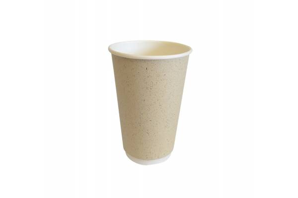 Disposable paper cup 400ml, Ø90mm / 20pcs.