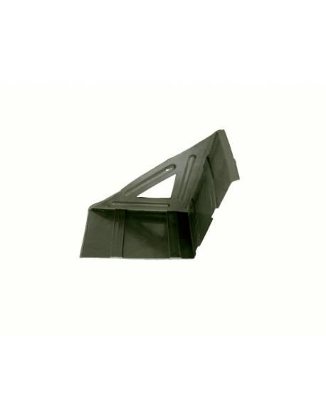 Plastikiniai kampai A formos 63mm x 63mm / 1000vnt.