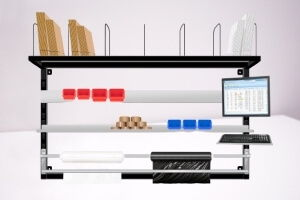 Wall packing system