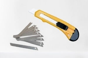 Knives, blades