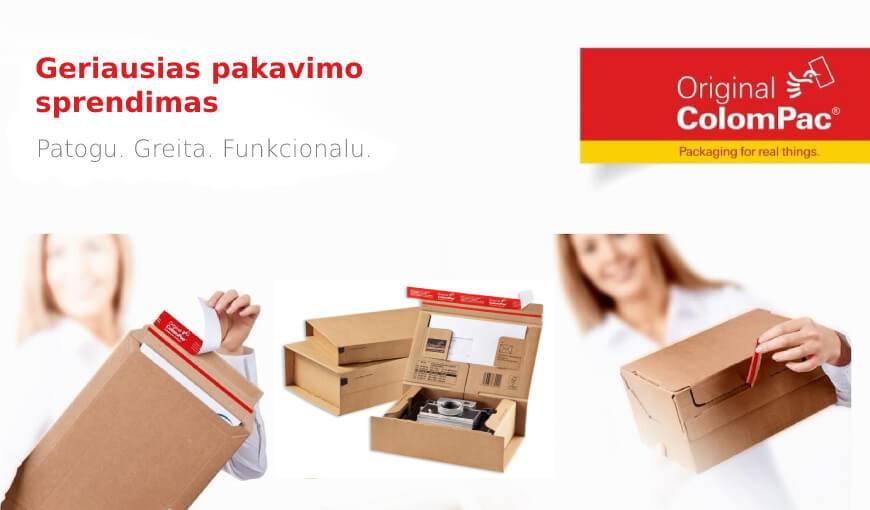 ColomPac® produkcija